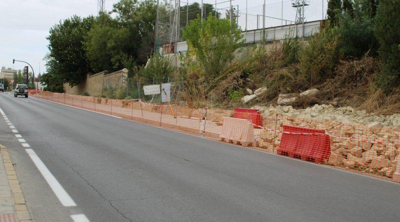 Modificaciones en el la regulación del tráfico debido a la intervención en la avenida 28 de febrero de Úbeda
