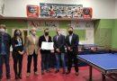La Junta instala en Linares el Primer Centro de Tecnificación Deportiva de la provincia