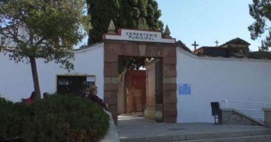 Cementerio Parque Andújar amplía el horario con motivo de la festividad de Todos los Santos