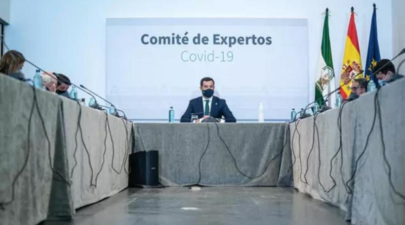 Andalucía decreta cierre perimetral hasta el 9 de noviembre de Jaén