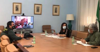La Subdelegación y el Ayuntamiento de Martos renuevan el protocolo policial de Viogén