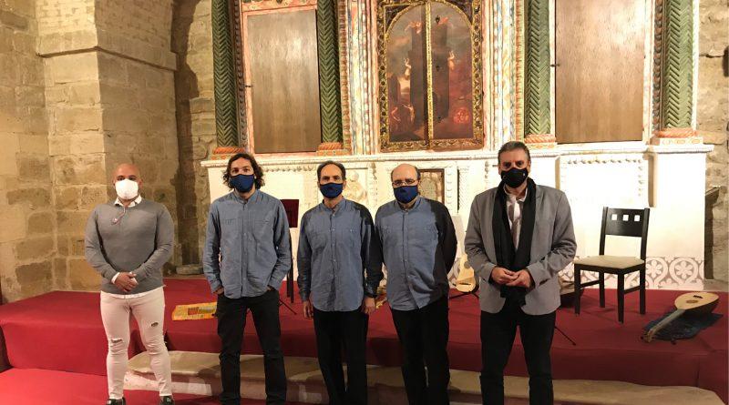 El Festival Vandelvira de la Diputación suena en Arjona con Aquel Trovar