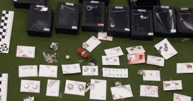 La Guardia Civil ha detenido a una persona como presunta autora de un Delito de Robo en Baeza