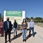 El Gobierno andaluz impulsa el desarrollo rural en todos los municipios de la provincia