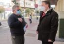 La Fiscalía deja en multa su petición de pena para un hombre que se negó en Villacarrillo a usar la mascarilla
