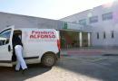 Una panadería lleva roscones de reyes al hospital de Andújar para agradecer a los sanitarios su labor en pandemia
