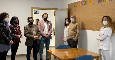 """Torredelcampo inaugura el Centro de Día para Personas Mayores """"Arrayán"""""""