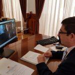 Reyes subraya el compromiso de la Diputación con el empleo, que tiene reflejo en el presupuesto provincial