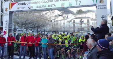 Aplazada por la pandemia la Clásica Ciclista Ciudad de Cazorla al 13 de junio
