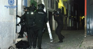 La Policía Nacional detiene en Jaén a tres hombres que agredieron y tirotearon a dos jóvenes