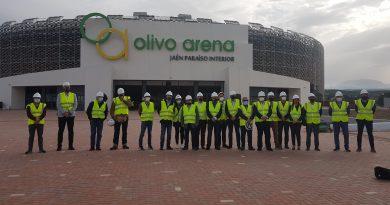 Francisco Reyes muestra su satisfacción por la elección del Olivo Arena como sede del Europeo sub-19 de fútbol sala