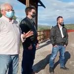NUEVO PORTAVOZ EN LA PLATAFORMA EN DEFENSA DE LAS VÍAS VERDES