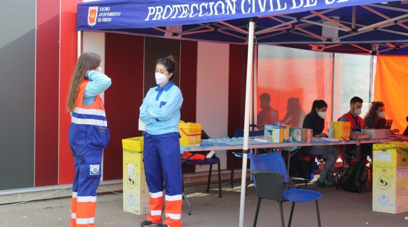 """Covid-19 – La vacunación en Úbeda se está desarrollando a """"buen ritmo"""""""