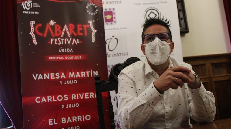 La ciudad de Úbeda será una de las sedes nacionales del exitoso 'cabaret festival'