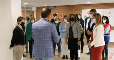 La Consejería de Salud y Familias invierte 1,6 millones en el Centro de Salud de Villacarrillo