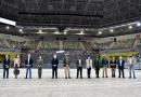 Finalizada la construcción del Palacio de Deportes Olivo Arena, de Jaén, tras una inversión de 22,5 millones de euros