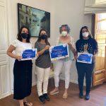 La XI Carrera Popular del Día Internacional de la Mujer en La Carolina recauda 368 para la Asociación de Alzheimer Felipa Delgado
