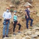 El Parque de Cazorla, Segura y Las Villas cuenta con una nueva vía ferrata en el paraje de La Escaleruela