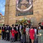 El Ayuntamiento de Jaén participa en las actividades programadas para celebrar la festividad de la Virgen de la Capilla