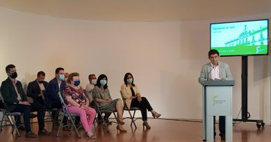Francisco Reyes hace balance en el ecuador de su mandato frente a la Diputación de Jaén
