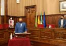 Luis Miguel López, Alcalde de Sabiote, inicia su segunda experiencia como Diputado Provincial