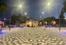 La Plaza de la Santa Cruz de Sabiote recupera su actividad tras la reforma