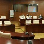 La vicepresidenta segunda de la Diputación participa en la reunión de Mesa del Emprendimiento en la provincia