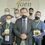 Ocho chefs de restaurantes Degusta Jaén participan en los showcooking celebrados en la zona gastronómica de Expoliva
