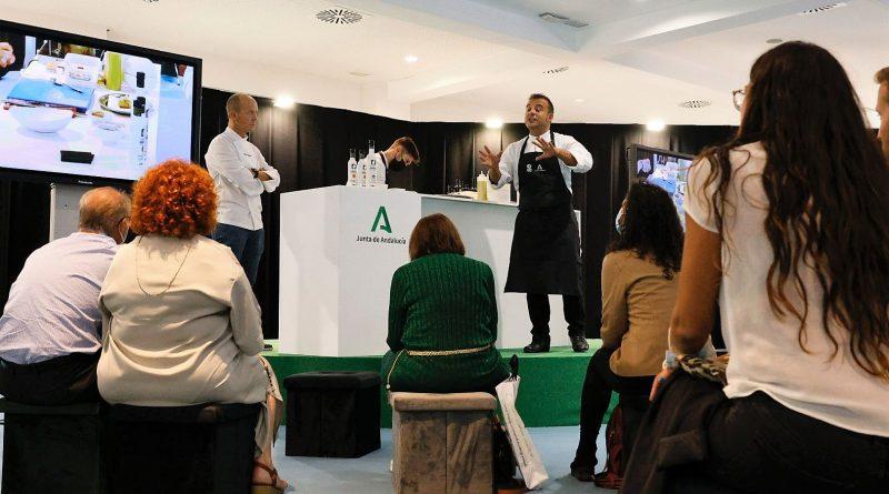 La Fundación del Olivar califica de éxito las nuevas propuestas del renovado Salón del Aceite de Oliva Virgen Extra de Expoliva